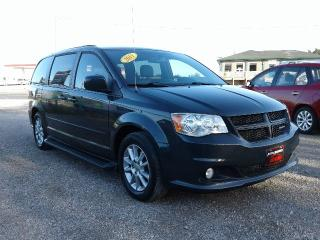Used 2011 Dodge Grand Caravan R/T for sale in Oak Bluff, MB