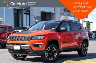Used 2018 Jeep Compass Trailhawk|Pano_Sunroof|Navigation|Keyless_Entry|Remote_Auto_Start| for sale in Thornhill, ON