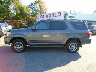 Used 2006 Toyota Sequoia Limited for sale in Scarborough, ON
