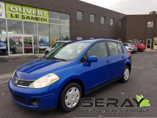 Used 2009 Nissan Versa 5dr 1.8 S, for sale in Chambly, QC