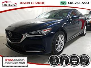 Used 2018 Mazda MAZDA6 GT* GPS* TOIT* CUIR* CAMERA* SYTEME BOSE for sale in Québec, QC