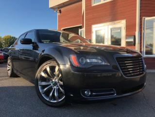 Used 2014 Chrysler 300 300 S CUIR, GPS for sale in Drummondville, QC