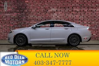 Used 2015 Lincoln MKZ AWD Luxury Edition Leather Roof Nav for sale in Red Deer, AB