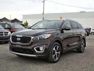 Used 2018 Kia Sorento EX AWD * CUIR * 2.0T * for sale in Brossard, QC