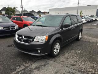 Used 2018 Dodge Grand Caravan SXT PREMIUM PLUS *STOW N GO*MAGS*BLUETOO for sale in Brossard, QC