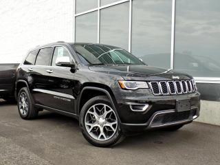 Used 2019 Jeep Grand Cherokee LIMITED *TOIT PANO*HITCH*GPS* for sale in Brossard, QC