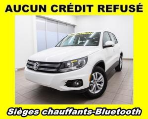 Used 2013 Volkswagen Tiguan 2.0 TSI 4MOTION BLUETOOTH *SIÈGES CHAUFFANTS* for sale in St-Jérôme, QC