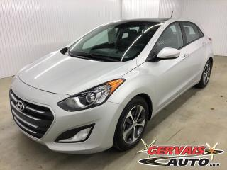 Used 2016 Hyundai Elantra GT GLS Tech GPS Toit Panoramique MAGS Bluetooth for sale in Shawinigan, QC