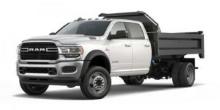 Used 2019 RAM 5500 Chassis SLT for sale in Regina, SK