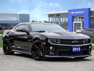 Used 2013 Chevrolet Camaro ZL1 for sale in Markham, ON