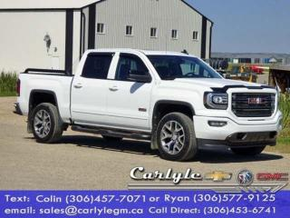 Used 2017 GMC Sierra 1500 Crew AllTerrain S/R 2inlift for sale in Carlyle, SK