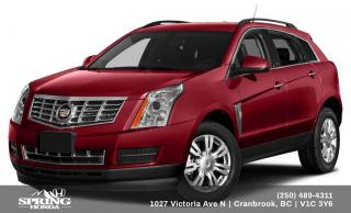 Used 2013 Cadillac SRX Premium Collection for sale in Cranbrook, BC