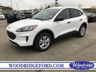 New 2020 Ford Escape S for sale in Calgary, AB