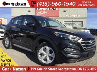 Used 2017 Hyundai Tucson 2.0 | FRESH TRADE IN | AWD | BLUTOOTH | BU CAM for sale in Georgetown, ON