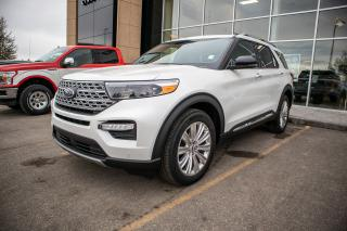 Used 2020 Ford Explorer LIMITED for sale in Okotoks, AB