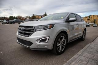 Used 2017 Ford Edge SPORT for sale in Okotoks, AB