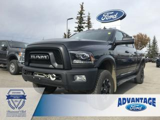Used 2018 RAM 2500 Power Wagon Air Conditioning - Remote Keyless Entry for sale in Calgary, AB