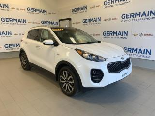 Used 2017 Kia Sportage EX Tech- for sale in St-Raymond, QC