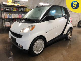 Used 2009 Smart fortwo ****AS IS SPECIAL****** 2 Seater * Climate control * Fog lights * Intermittent front and rear wipers * Keyless entry * Power windows/locks * Traction for sale in Cambridge, ON