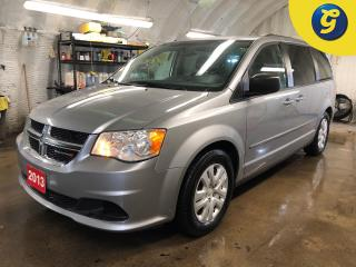 Used 2013 Dodge Grand Caravan SXT * Stow N Go * 7 Passenger * Power Mid Row Windows/Rear Vents * BLACK SIDE ROOF RAILS * Dual climate control * Automatic headlights * Telescopic/ti for sale in Cambridge, ON