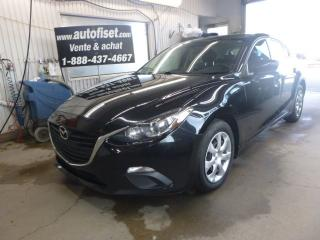 Used 2016 Mazda MAZDA3 4dr GX  hayon Sport 5 vit for sale in St-Raymond, QC