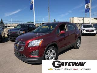 Used 2016 Chevrolet Trax LS| Bluetooth|Wifi|PWR-GRP| for sale in Brampton, ON