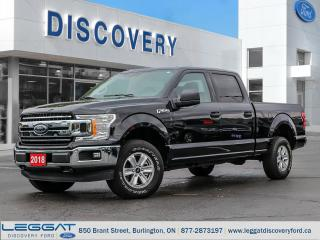 Used 2018 Ford F-150 XLT for sale in Burlington, ON