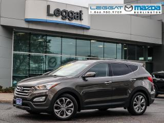 Used 2013 Hyundai Santa Fe SPORT 2.0T SE- LEATHER, PANO ROOF, BLUETOOTH, AWD for sale in Burlington, ON