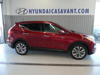 Used 2015 Hyundai Santa Fe Sport SE AWD + GARANTIE + TOIT PANO + MAGS for sale in St-Hyacinthe, QC