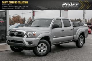 Used 2015 Toyota Tacoma 4x4 Dbl Cab V6 5A for sale in Orangeville, ON