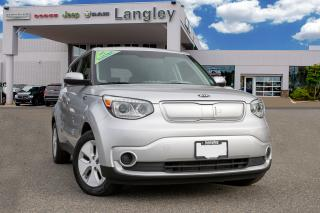 Used 2016 Kia Soul EV EV Luxury ELECTRIC, UP TO 149 KM RANGE, NAVIGATION, BACK-UP CAMERA, BLUETOOTH! for sale in Surrey, BC