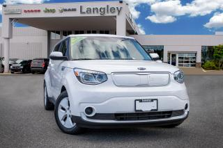 Used 2016 Kia Soul EV EV Luxury ELECTRIC, UP TO 149 KM, NAVIGATION, APPLE CARPLAY, ANDROID AUDIO! for sale in Surrey, BC