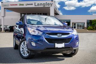 Used 2011 Hyundai Tucson Limited AWD, PANORAMIC SUNROOF, LEATHER INTERIOR, HEATED SEATS, MULTI-MEDIA JACKS! for sale in Surrey, BC
