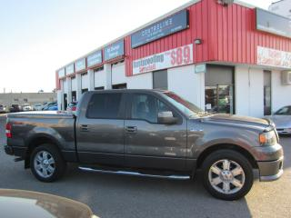 Used 2007 Ford F-150 FX-2 XLT $6,995+HST+LIC FEE / CLEAN CAR FAX REPORT /CERTIFIED for sale in North York, ON