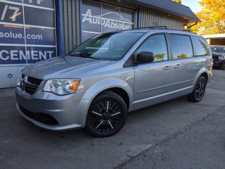 Used 2014 Dodge Grand Caravan Sxt  + stow n go for sale in Boisbriand, QC