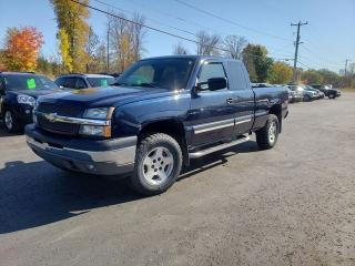 Used 2005 Chevrolet Silverado 1500 LT for sale in Madoc, ON