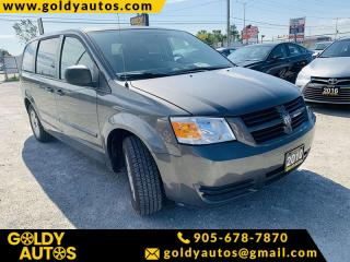 Used 2010 Dodge Grand Caravan SE for sale in Mississauga, ON