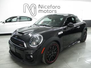Used 2013 MINI Cooper Coupe JOHN COOPER WORKS S for sale in Oakville, ON