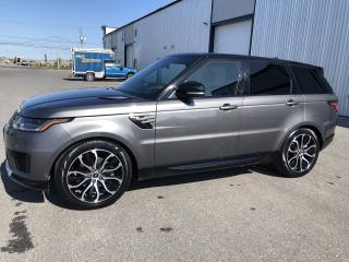 Used 2018 Land Rover Range Rover Sport HSE TD6 for sale in Oakville, ON