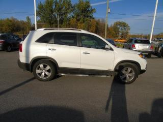 Used 2013 Kia Sorento Traction intégrale, 4 portes, V6, boîte for sale in Joliette, QC