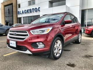 Used 2017 Ford Escape SE AWD-One Owner Trade-Bought New Here-Low kms for sale in Orangeville, ON