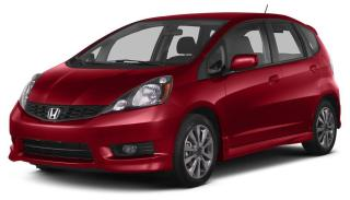 Used 2014 Honda Fit Sport for sale in Cambridge, ON