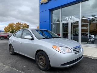 Used 2010 Hyundai Elantra GL at for sale in Gatineau, QC
