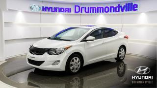 Used 2012 Hyundai Elantra GLS + 41 335 KM + TOIT + MAGS + FOGS + for sale in Drummondville, QC