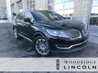 Used 2016 Lincoln MKX Reserve for sale in Calgary, AB