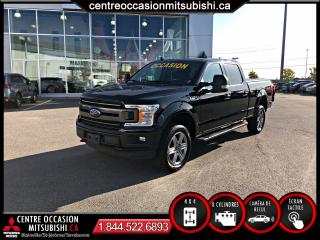 Used 2018 Ford F-150 V8 XLT SuperCrew  FX4 4X4 5.0 LITRES for sale in St-Jérôme, QC