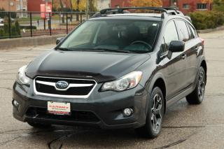 Used 2014 Subaru XV Crosstrek Touring MANUAL | Rare | CERTIFIED for sale in Waterloo, ON