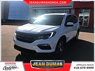 Used 2017 Honda Pilot 4 RM 4 portes Touring for sale in St-Félicien, QC
