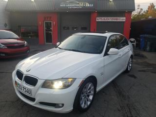 Used 2011 BMW 3 Series 4dr Sdn 328i xDrive AWD Ed for sale in Lemoyne, QC
