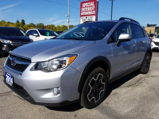 Used 2014 Subaru XV Crosstrek Sport Package SUNROOF !!  BLUE TOOTH !! AWD !! for sale in Cambridge, ON